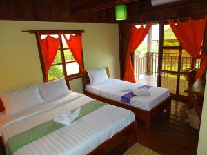 Ratanakiri Paradise Hotel & SPA, Hotely  Banlung - big - 3