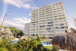Torres Del Mar, Apartmanok  Santa Marta - big - 20
