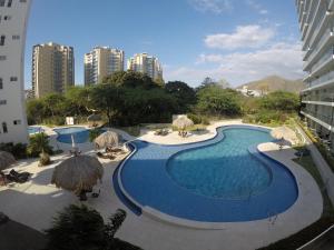 Torres Del Mar, Apartmanok  Santa Marta - big - 16
