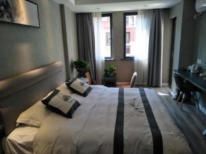 金荷之家, Appartamenti  Zhoushan - big - 83