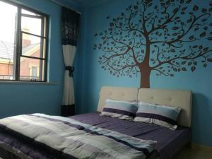 金荷之家, Appartamenti  Zhoushan - big - 121
