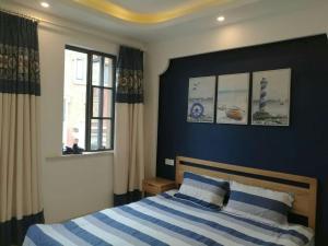 金荷之家, Appartamenti  Zhoushan - big - 132