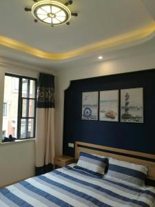 金荷之家, Appartamenti  Zhoushan - big - 133