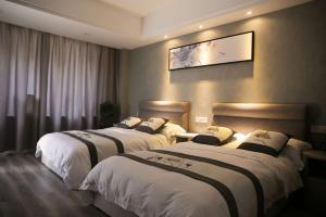 金荷之家, Appartamenti  Zhoushan - big - 166