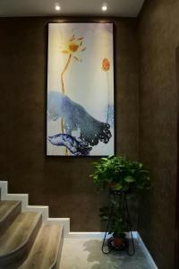 金荷之家, Appartamenti  Zhoushan - big - 168