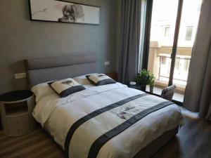 金荷之家, Appartamenti  Zhoushan - big - 174