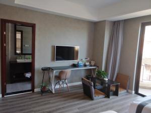 金荷之家, Appartamenti  Zhoushan - big - 179