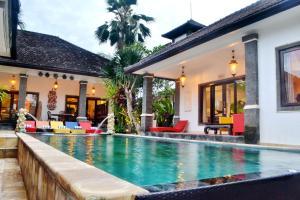 Balam Bali Villa, Penziony  Mengwi - big - 57