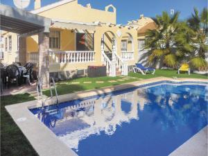 Two-Bedroom Holiday Home in Camposol/Mazarron, Ferienhäuser  Camposol - big - 1