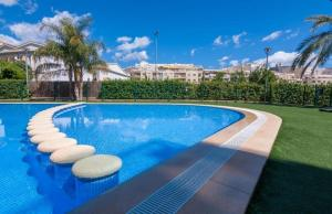 Apartment Calpe/Calp/Costa Blanca 27510, Apartmány  Calpe - big - 5