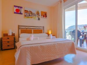 Apartment in Calpe, Ferienwohnungen  Calpe - big - 3