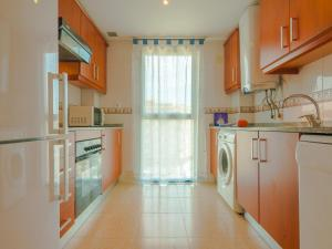 Apartment in Calpe, Ferienwohnungen  Calpe - big - 5