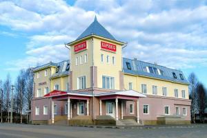 Гостиница Варницы, Тотьма