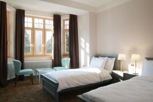 Conacul Törzburg, Hotel  Bran - big - 18