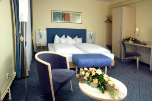 Hotel Löwen-Seckenheim, Hotel  Mannheim - big - 8