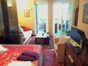 Exclusivo apartamento con piscina en Palma de Mallorca, Apartmanok  Palma de Mallorca - big - 3