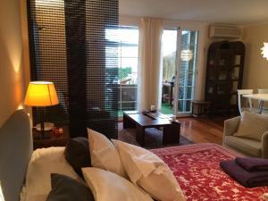Exclusivo apartamento con piscina en Palma de Mallorca, Apartmanok  Palma de Mallorca - big - 8