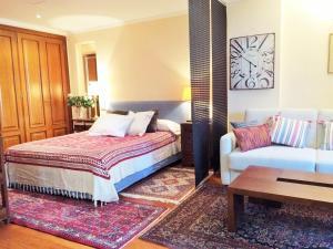 Exclusivo apartamento con piscina en Palma de Mallorca, Apartmanok  Palma de Mallorca - big - 14
