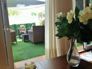 Exclusivo apartamento con piscina en Palma de Mallorca, Apartmanok  Palma de Mallorca - big - 16