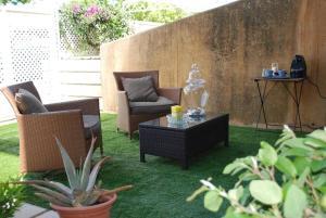 Exclusivo apartamento con piscina en Palma de Mallorca, Apartmanok  Palma de Mallorca - big - 18