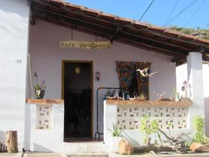Espaço Cultural Mãos da Serra, Hostely  Mucugê - big - 1