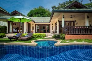 Idyllic Samui Resort, Rezorty  Choeng Mon Beach - big - 180