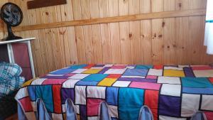 Casa de madeira em Caxias do Sul, Prázdninové domy  Caxias do Sul - big - 10