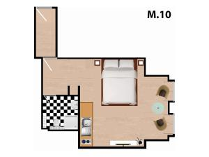 Apartments im Arnimkiez, Apartments  Berlin - big - 109