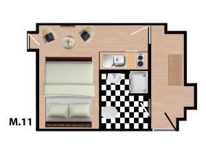 Apartments im Arnimkiez, Apartments  Berlin - big - 110
