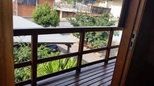 Casa de madeira em Caxias do Sul, Prázdninové domy  Caxias do Sul - big - 9