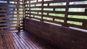 Casa de madeira em Caxias do Sul, Nyaralók  Caxias do Sul - big - 18