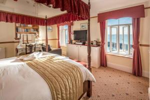 Harbour View Hotel, Penzióny  Ventnor - big - 17