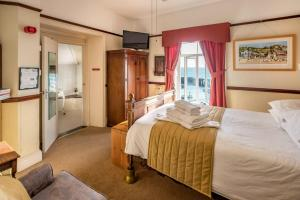 Harbour View Hotel, Penzióny  Ventnor - big - 27