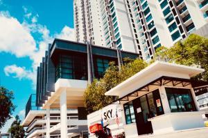 Sky Loft Bukit Indah Homestay, Ferienwohnungen  Johor Bahru - big - 64
