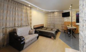 Omsk Sutki Apartments on Ilyicheva 6, Apartmány  Omsk - big - 8