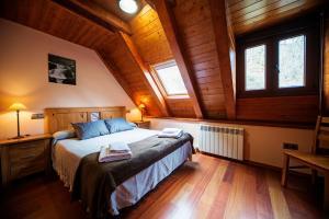 Cap dera Vila - Apartamentos Turísticos, Apartmanok  Vielha - big - 5