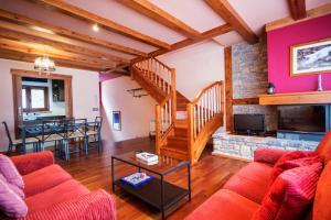 Cap dera Vila - Apartamentos Turísticos, Apartmanok  Vielha - big - 6