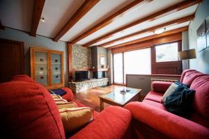 Cap dera Vila - Apartamentos Turísticos, Apartmanok  Vielha - big - 13