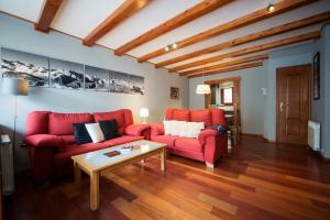 Cap dera Vila - Apartamentos Turísticos, Apartmanok  Vielha - big - 14