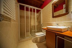 Cap dera Vila - Apartamentos Turísticos, Apartmanok  Vielha - big - 23