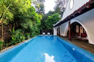 Ikshaa Villa with Private Pool