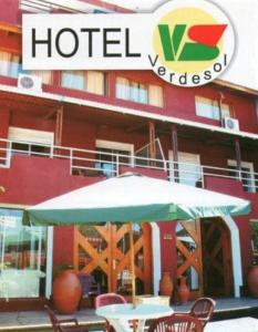 Hotel Verde Sol, Hotely  Villa Carlos Paz - big - 17