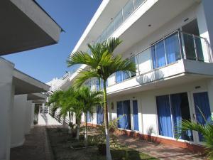 Hotel Caracuchas Marinas, Hotel  Coveñas - big - 19