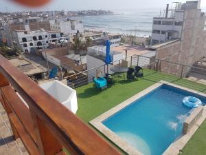 Huanchaco Villa Relax (7 Bedrooms), Villen  Huanchaco - big - 8