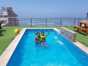Huanchaco Villa Relax (7 Bedrooms), Villen  Huanchaco - big - 12