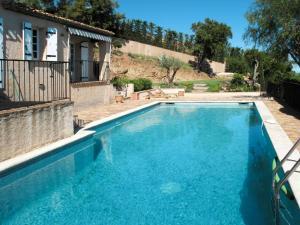 ;Villa Lou Amiradou 135S, Dovolenkové domy  Grimaud - big - 7
