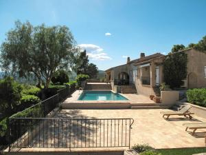 ;Villa Lou Amiradou 135S, Dovolenkové domy  Grimaud - big - 6
