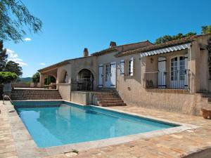 ;Villa Lou Amiradou 135S, Dovolenkové domy  Grimaud - big - 4