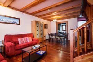 Cap dera Vila - Apartamentos Turísticos, Apartmanok  Vielha - big - 27