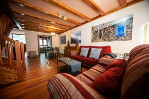 Cap dera Vila - Apartamentos Turísticos, Apartmanok  Vielha - big - 31